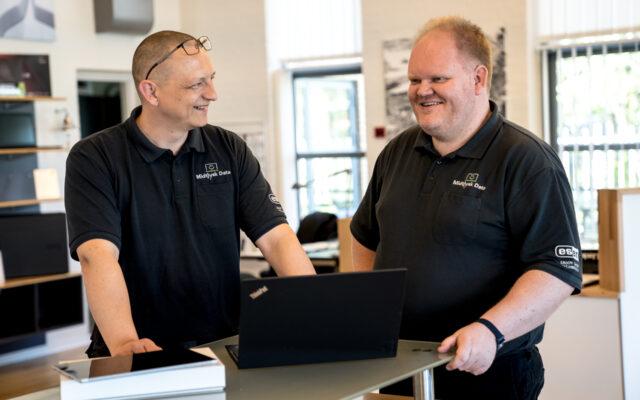 IT-leverandør med support 24/7