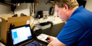 IT-eksperter, der leverer hostingløsninger