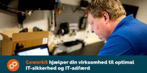 Profil billede af CoworkIt IT ekspert
