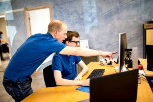 Landsdækkende IT-netværk af lokale IT-eksperter