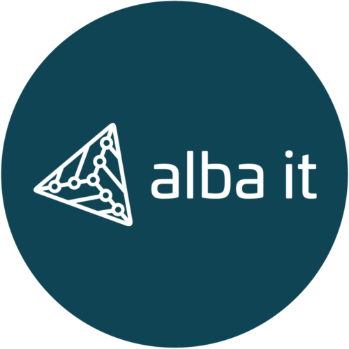 Logo tilhørende Alba IT