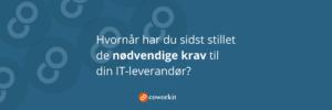 ITLeveandoer